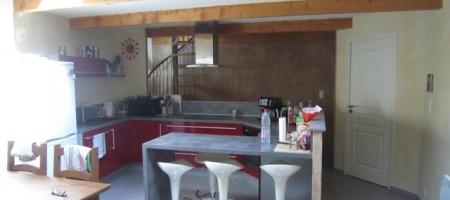 Maison de village meublée – ASPRES/BUËCH – loc 268