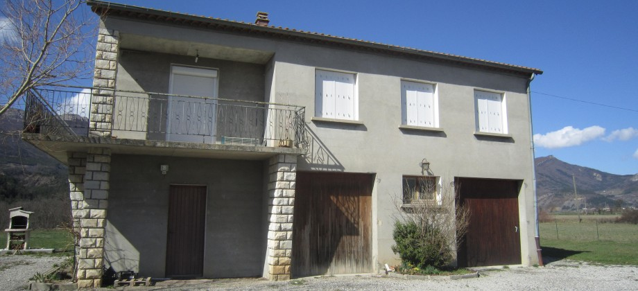 SERRES – Villa T4 110 m² – LOC 236