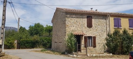 Maison en pierre – m868