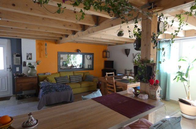 Appartement T3 bis de 81 m²-SERRES-LOC292