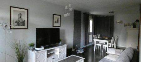 Appartement T3 + garage – A1390