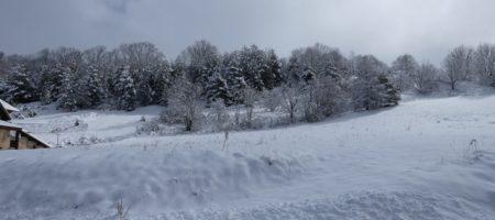 Terrain 2300 m² vue Pic de Bure – St Etienne – T1394