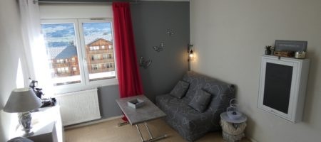PETIT PRIX ! Studio 17 m² – SUPERDEVOLUY – A1399