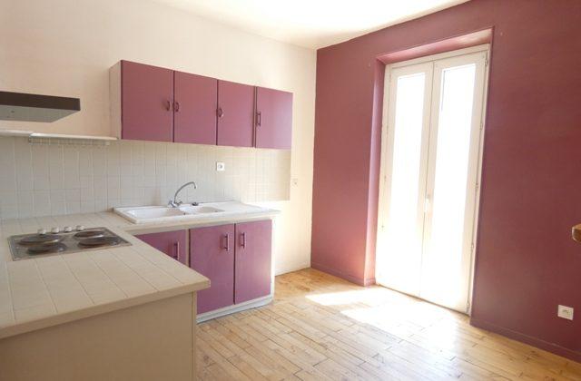 Appartement T3 en duplex 55m² VEYNES