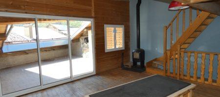 Maison de ville 197 m² + terrasse et garage – m989