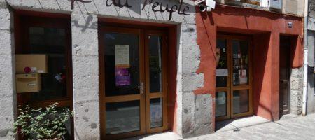 Local commercial – Bar/Salle de spectacle et appartement – m1414
