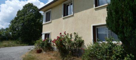 Maison avec gîte – DEVOLUY – M1425