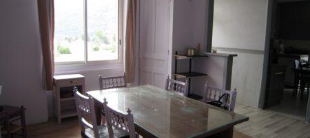 Appartement T3/4 dans villa – LUS LA CROIX HAUTE – LOC319