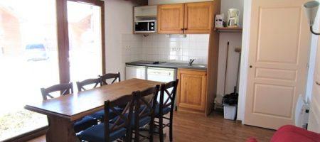 Appartement T3 avec jardinet – La Joue du Loup – A1558