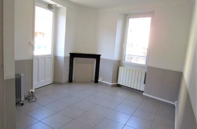 Appartement T3/4 en duplex avec jardin – A1567