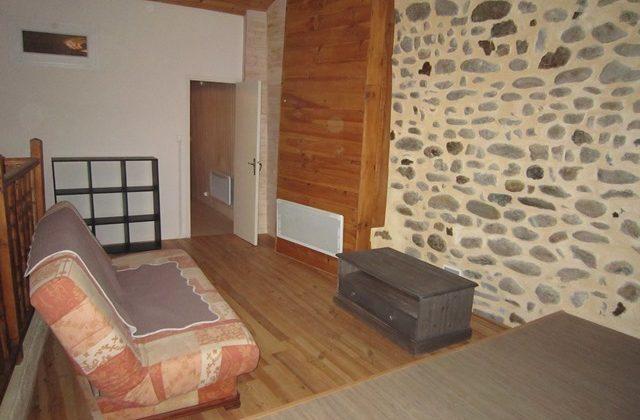 Maison de village T3 meublée – VEYNES – Loc 316