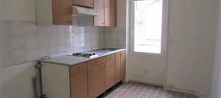 Appartement T2 rénové – A1596