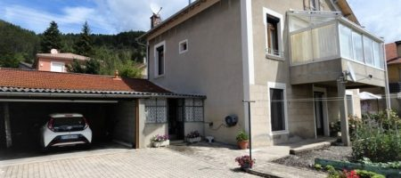 Maison indépendante – Garage – Jardin – m1598