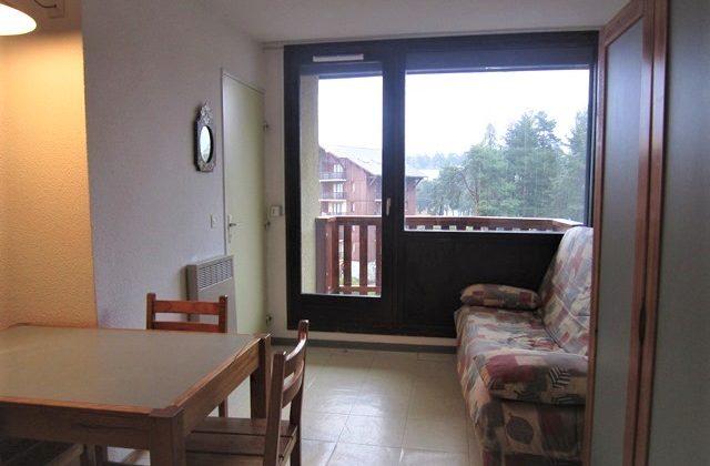Appartement T2 avec balcon – A1610 – LA JOUE DU LOUP