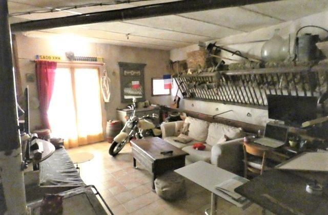 Maison à finir de rénover et une maison attenante à rénover – m1473 – ASPRES/BUËCH