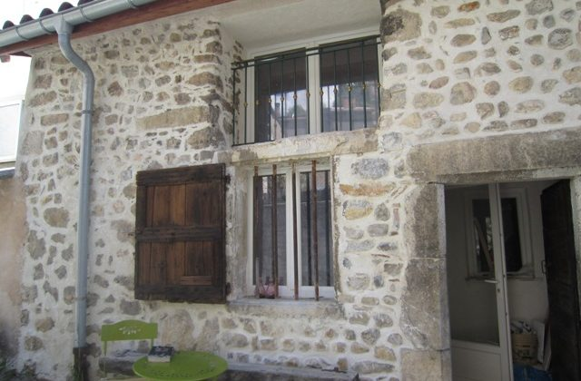 Maison de village T2/3 – ASPRES SUR BUECH – LOC 315