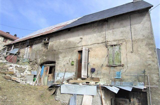 Corps de ferme à rénover – m1559 – LE DEVOLUY