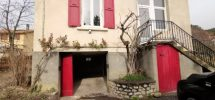 Maison T2 avec garage et jardin – VEYNES – LOC 320