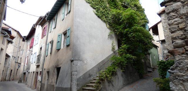 Maison de village – m1343